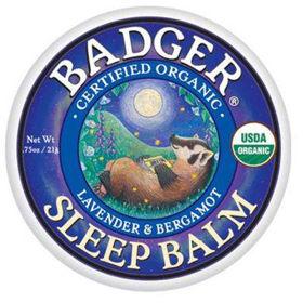 Slika Badger naravno mazilo za dober spanec, 21 g