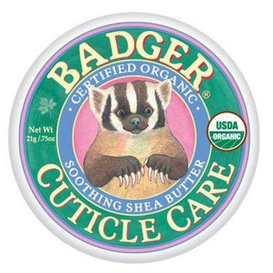 Badger naravno mazilo za nego nohtov in obnohtne kožice, 21 g