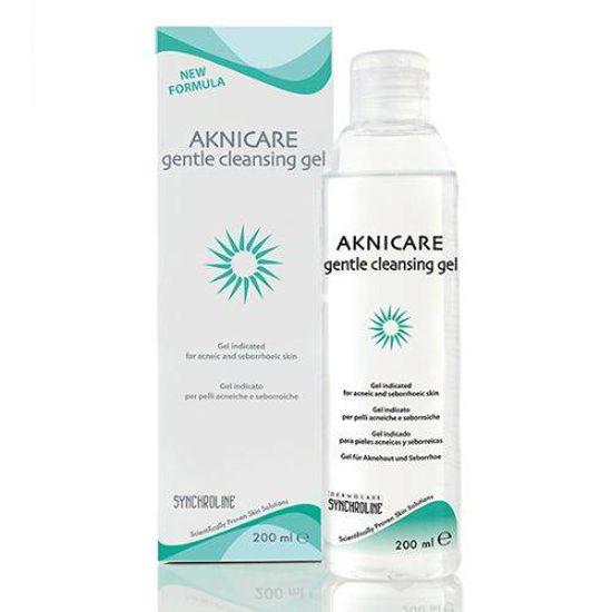 Synchroline AkniCare nežen čistilni gel, 200 mL
