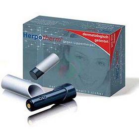 Slika Herpotherm električni pripomoček proti herpesu na ustnicah