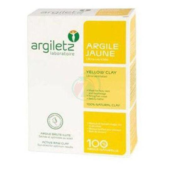 Argiletz rumena naravna glina, 200 g