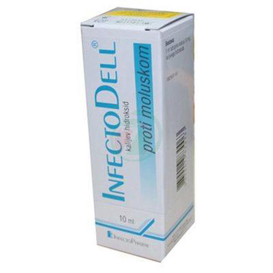 InfectoDell proti moluskom, 2 mL
