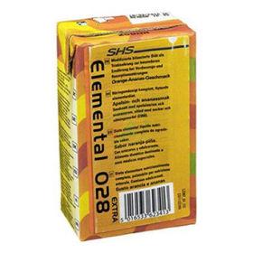 Slika Elemental 028 Extra napitek z okusom pomaranča ananas, 250 mL