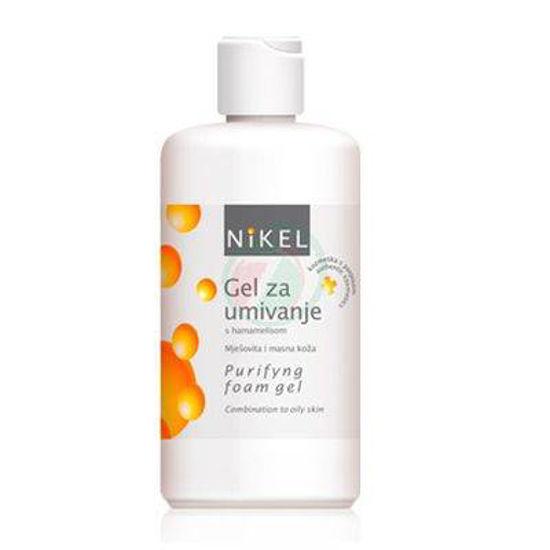 Nikel gel za umivanje s hamamelisom, 200 mL