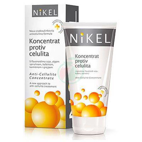 Nikel koncentrat proti celulitu, 150 mL