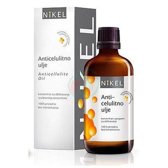 Nikel anticelulitno olje z grenivko, 100 mL