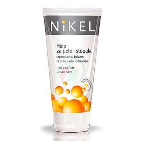 Nikel Help balzam za pete in stopala, 140 mL