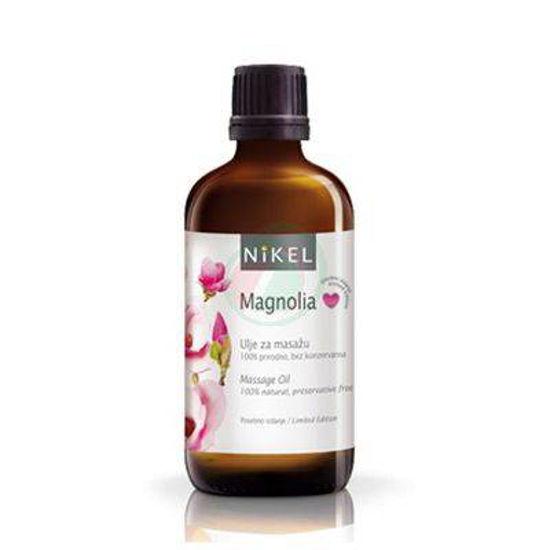 Nikel Magnolia olje za masažo, 100 mL