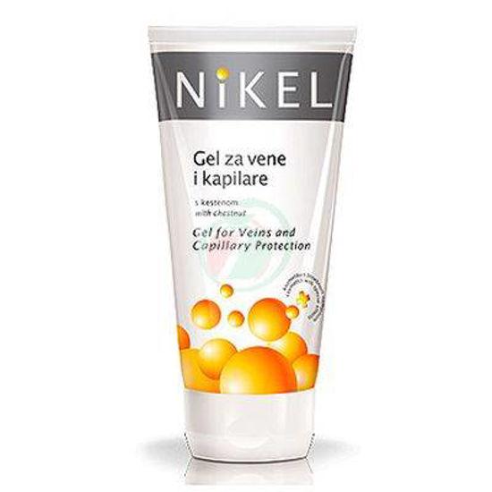 Nikel gel za vene in kapilare s kostanjem, 150 mL