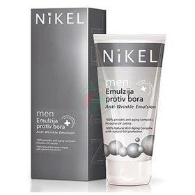 Slika Nikel Men emulzija proti gubam s silimarinom, 50 mL
