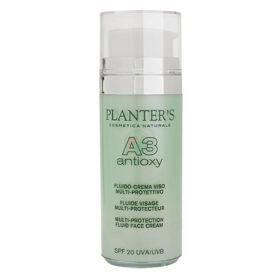 Slika Planters A3 Antioxy zaščitni kremni fluid za obraz, 30 mL