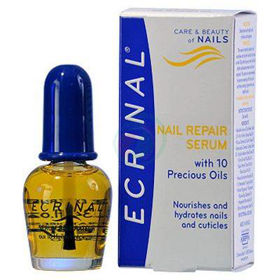 Slika Ecrinal serum za nohte z desetimi dragocenimi olji, 10 mL