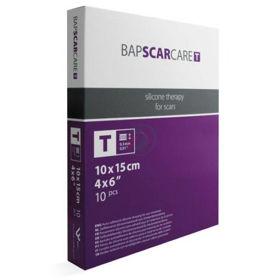 Slika BapscarCare T tanka silikonska obloga 10x15 cm, 1 obloga