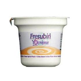 Slika Fresubin Yocreme visokoproteinski jogurt z okusom marelice, 4x125 g