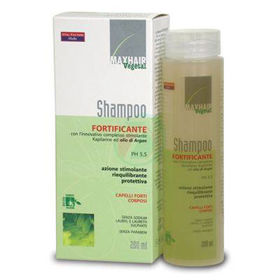 Slika Farmaderbe Maxhair Vegetal šampon za mastne lase, 200 mL