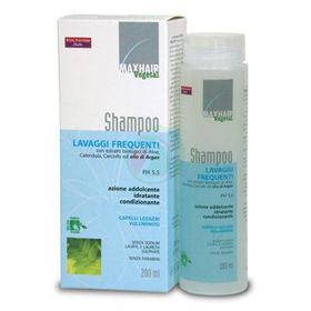 Slika Farmaderbe Maxhair Vegetal šampon za pogosto umivanje las, 200 mL