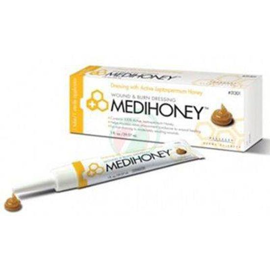 Medihoney antibakterijski gel za rane, 5x20 g