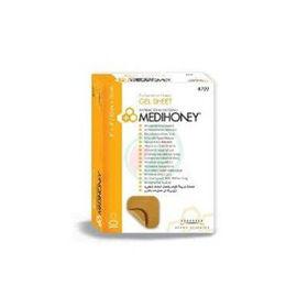 Slika Medihoney gel sheet obloga 5 x 5 cm, 10 oblog