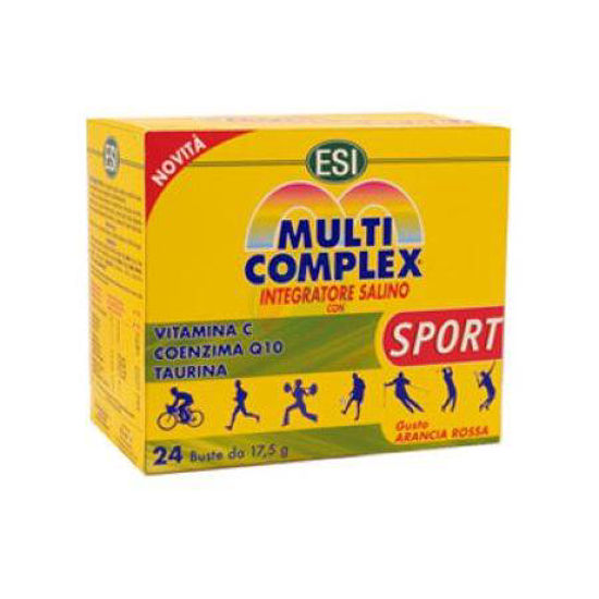 Multicomplex sport, 10 vrečk po 20 g