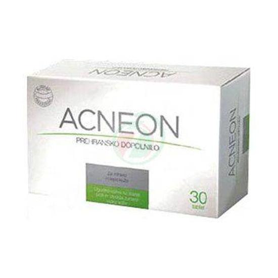 Acneon prehransko dopolnilo, 30 tablet