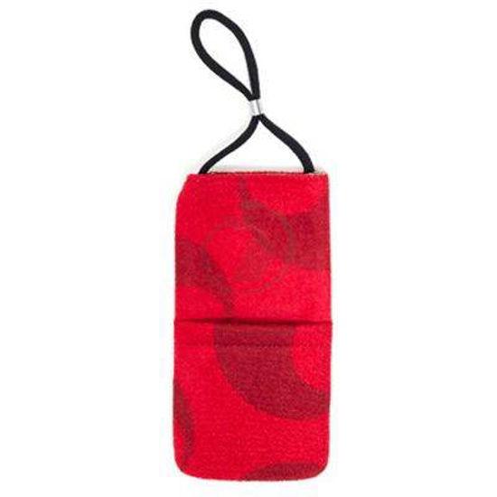Wave Protect Retro rdeča zaščitna torbica proti sevanju