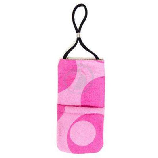 Wave Protect Retro roza zaščitna torbica proti sevanju