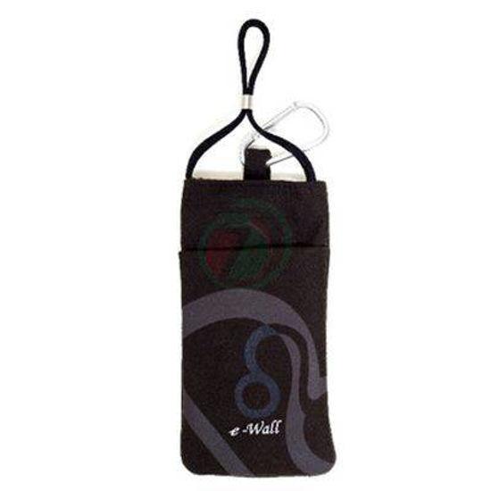 Wave Protect Young rjava zaščitna torbica proti sevanju