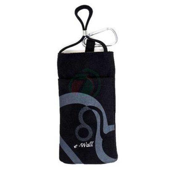 Wave Protect Young črna zaščitna torbica proti sevanju