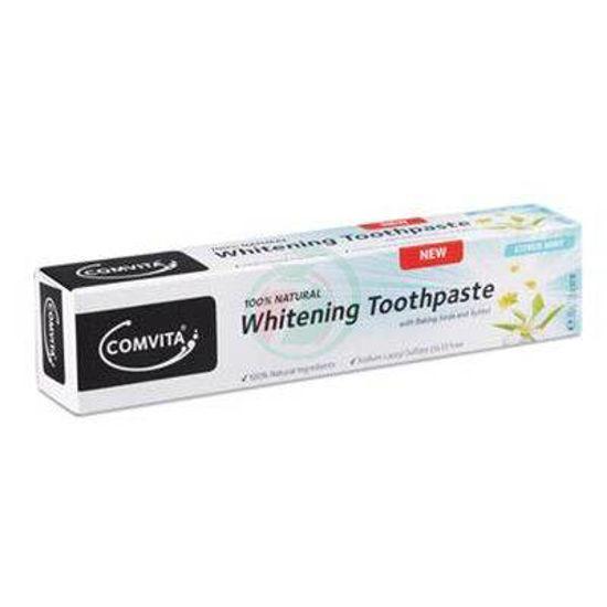Comvita Natural Whitening zobna pasta, 100 g