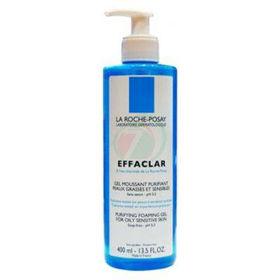 Slika La roche posay Effaclar peneči čistilni gel, 400 mL