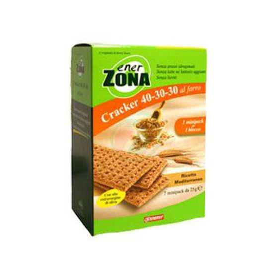 EnerZona slani krekerji z okusom po lastni izbiri, 7 x 25 g