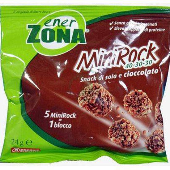 EnerZona Minirock 5 piškotov z okusom, 24 g