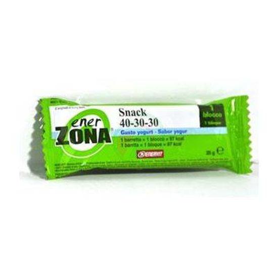 EnerZona Snack tablica z okusom po izbiri brez glutena, 25 g