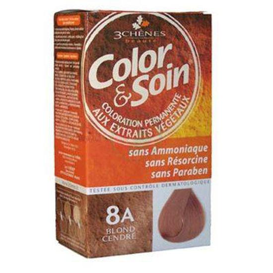 Color & Soin barva za lase 8A pepelnato blond