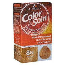 Slika Color & Soin barva za lase 8N pšenično blond