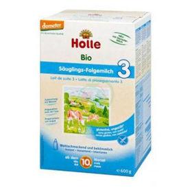 Slika Holle 3 Bio nadaljevalno mleko, 600 g