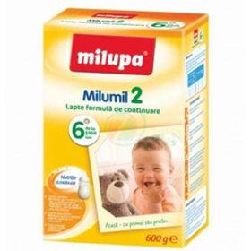 Slika Milumil 2 nadaljevalno mleko za dojenčke, 500 g