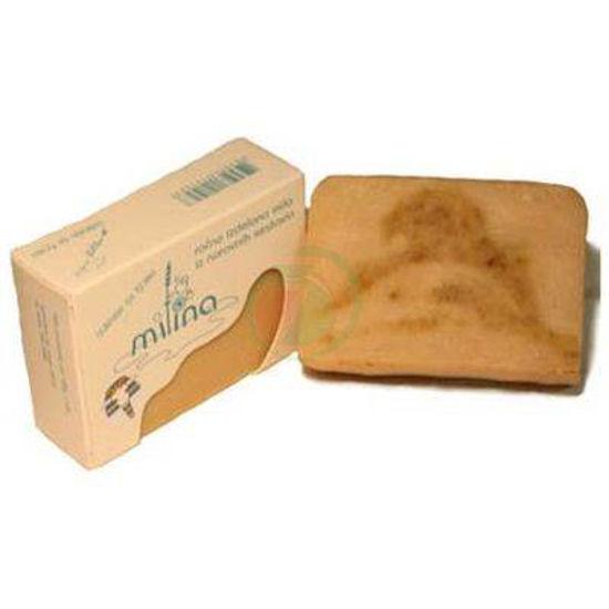 Milina naravno milo iz kozjega mleka z lovorom, 100 g