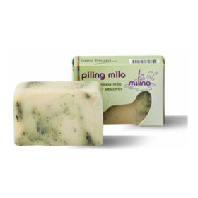 Slika Milina piling naravno milo, 100 g