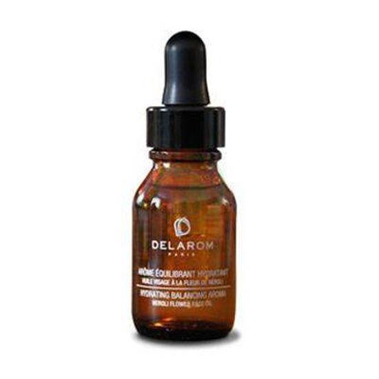 Delarom hidratantna aroma z eteričnim oljem nerolija, 15 mL