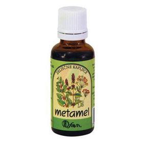 Slika Favn Metamel zeliščne kapljice, 30 mL