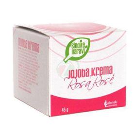 Slika Rosa rose jojobina krema, 45 g