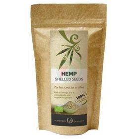 Slika Bio oluščena semena jedilne konoplje, 300 g