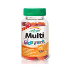 Slika Jamieson Multi Kids multivitaminsko mineralni želejčki, 60 želejčkov