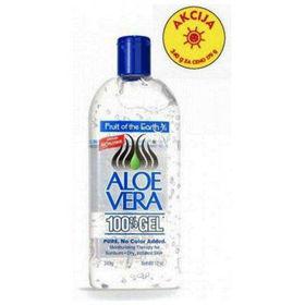 Slika Aloe vera gel (50 % količine gratis), 340 g