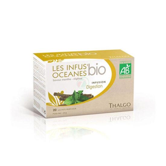 Thalgo Digestion čaj proti zaprtju in napenjanju, 20 vrečk
