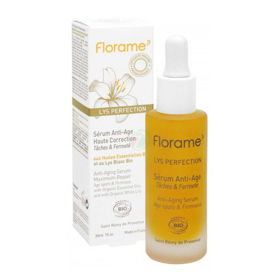 Slika Florame Lys Perfection obnovitveni serum bela lilija, 50 mL