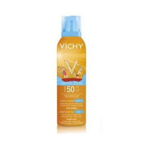 Slika Vichy Ideal Soleil Super pena za otroke SPF 50, 150 mL