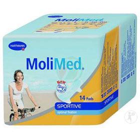 Slika MoliMed Sportive hlačne podloge, 14 podlog