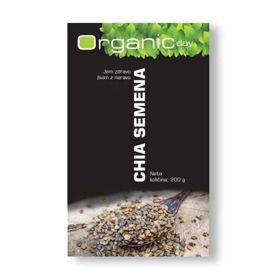 Slika Organic Day chia semena - bio, 200 g